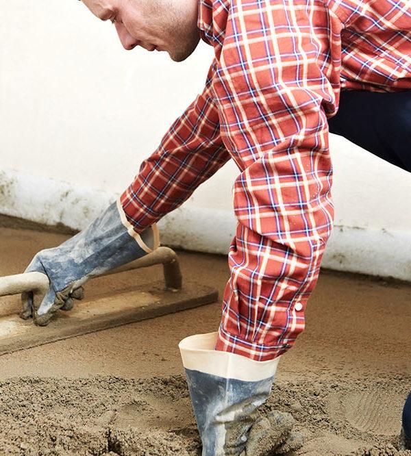 Grubość wylewki betonowej