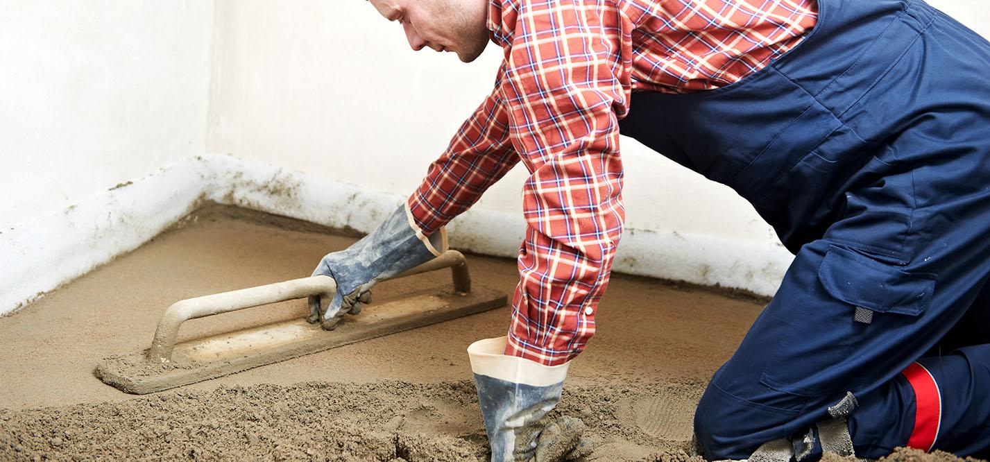Grubość wylewki betonowej w podłogówce