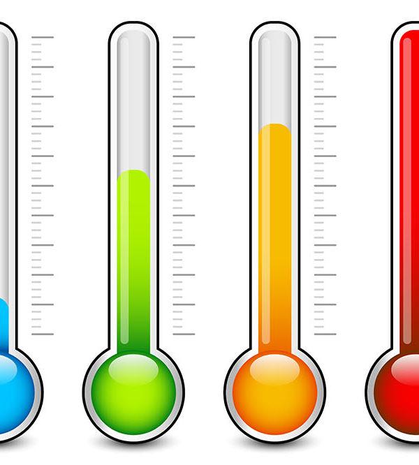 Zbyt wysoka temperatura podłogówki